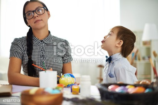 istock Stop being naughty 475377213