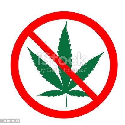 538450883istockphoto Stop Cannabis , icon 511848161
