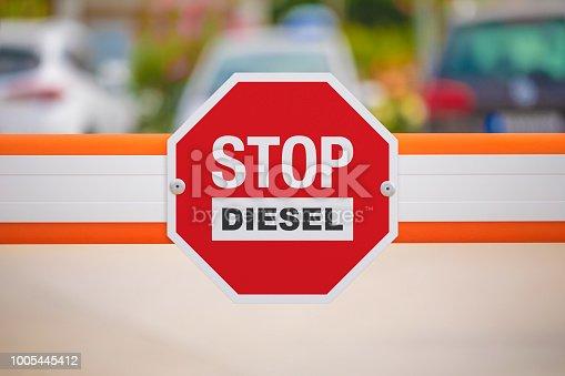 Diesel fuel ban