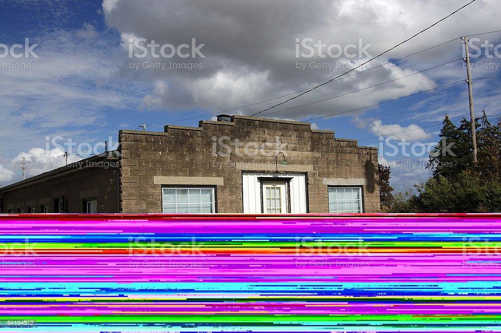 Stop, Don't Walk stock photo
