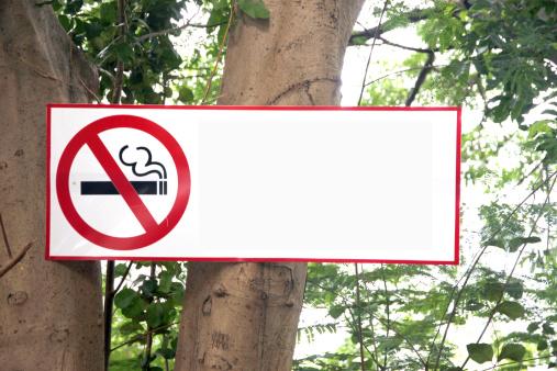 Stop Labels smoking.
