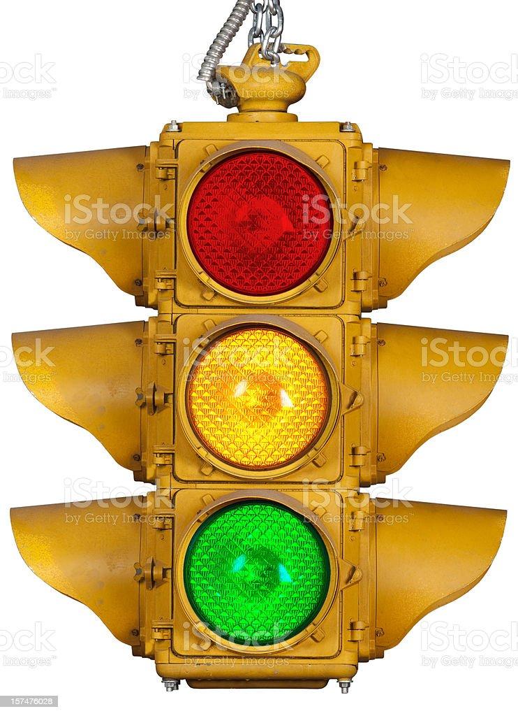 Stop Light stock photo