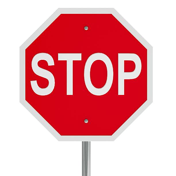 señal de stop - stop sign fotografías e imágenes de stock