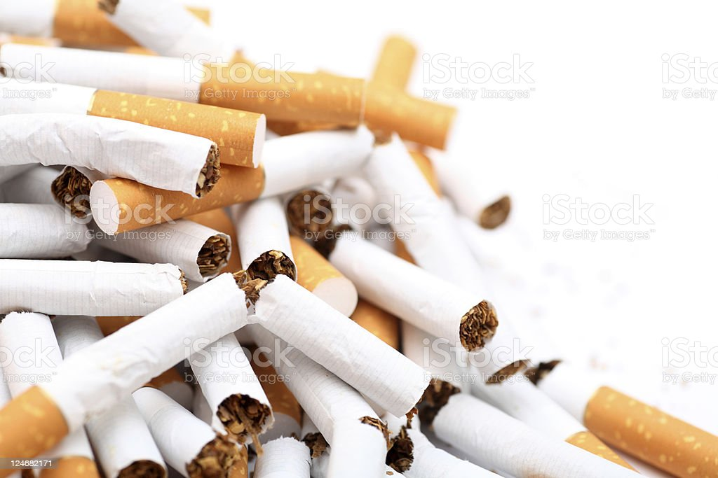 Stop Smoking! stock photo