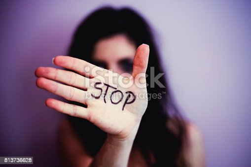 Stop violence against women, international women's day