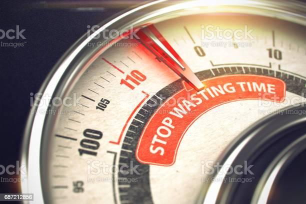 Stop wasting time business mode concept 3d picture id687212856?b=1&k=6&m=687212856&s=612x612&h=cfwqhqz5q86optqynyez0 w1cyrmc bp7tpunk9cypk=