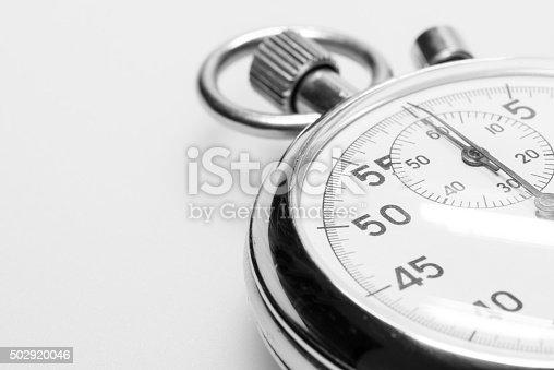 istock Stop-watch 502920046