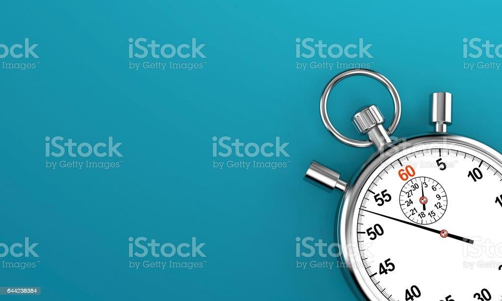 Cronómetro - fotografia de stock