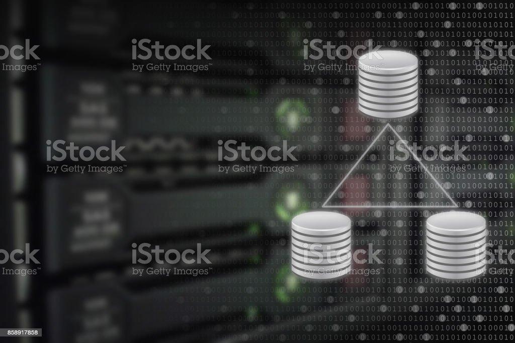 storage concept stock photo
