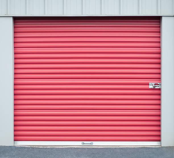 Stockage de porte de garage - Photo