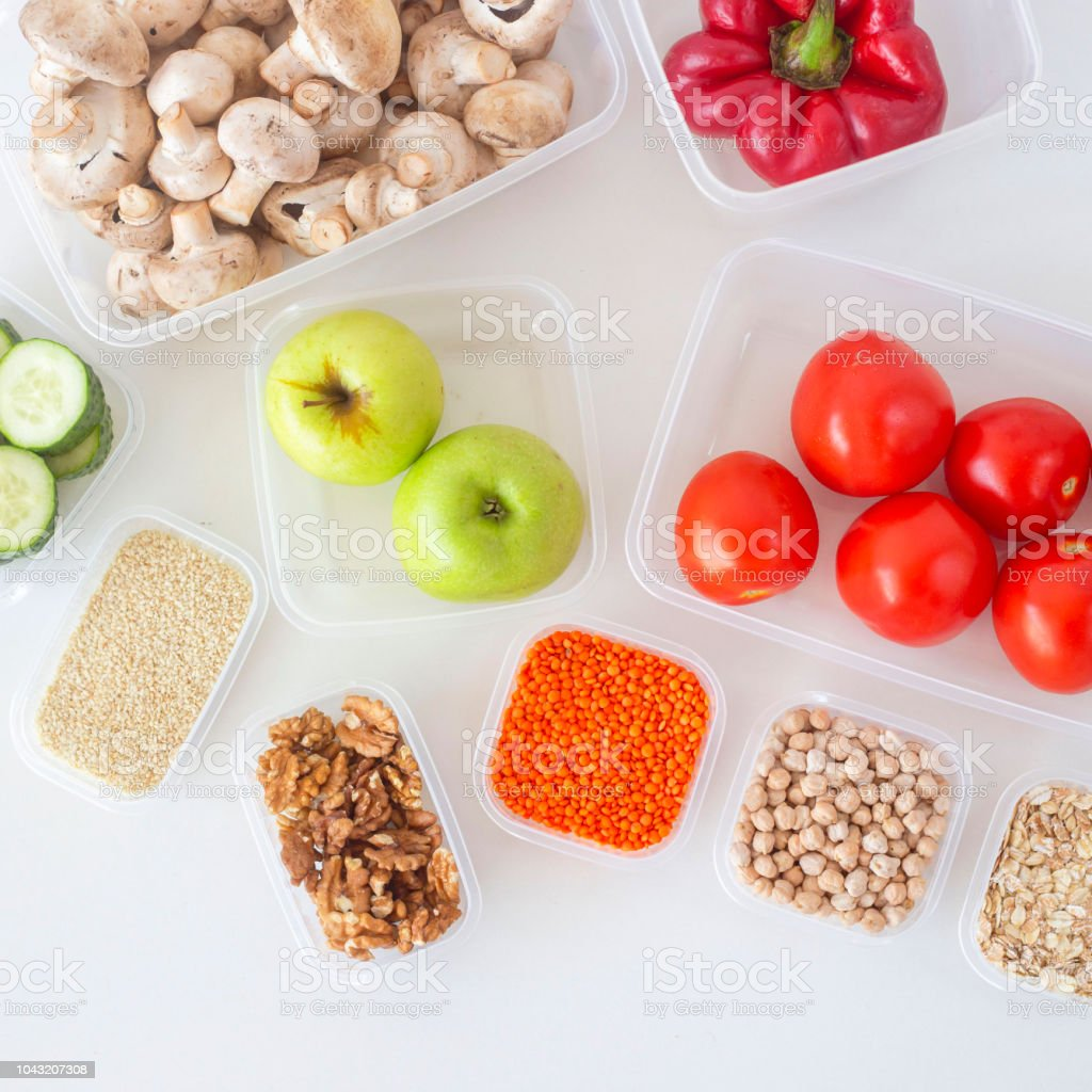 Storage Of Vegetarian Food In Plastic Containers Healthy ...