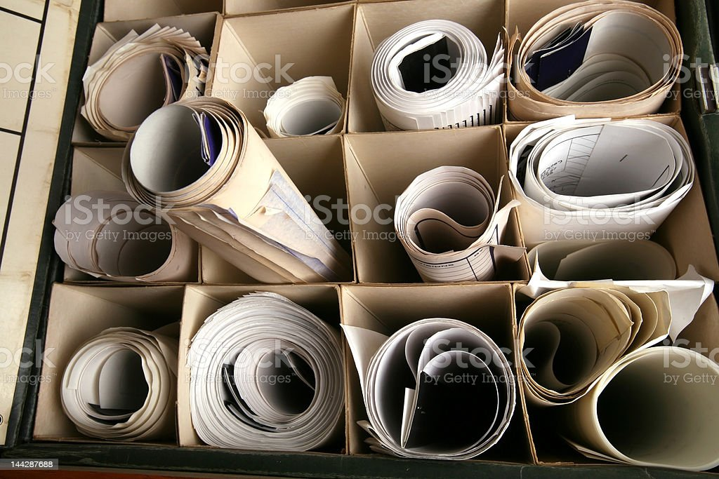 Storage stock photo