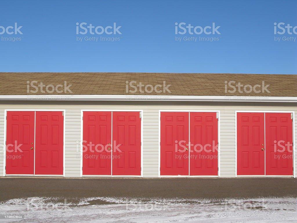 Storage. royalty-free stock photo