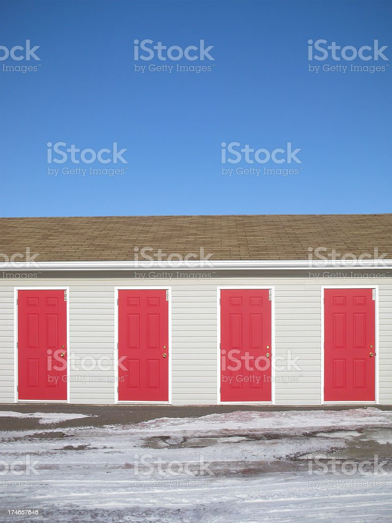 Storage. royalty-free stock photo