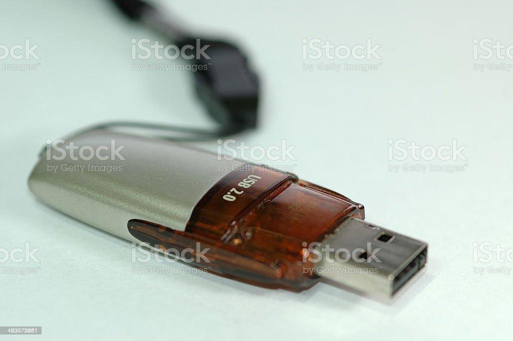 USB Storage stock photo