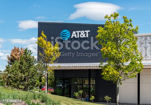 The AT&T Store, Fort Collins, Colorado.