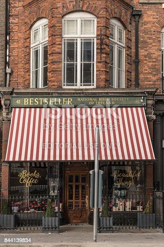 istock Store of National Bible Society of Ireland, Dublin. 844139834
