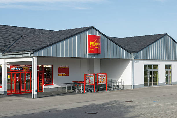 Store of the Penny Markt discount supermarket chain