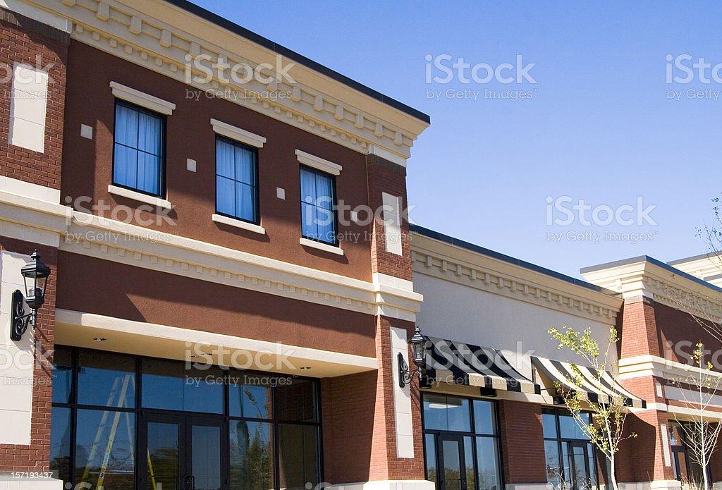 Storefront royalty-free stock photo