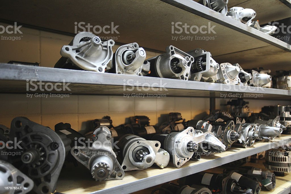 storehouse stock photo