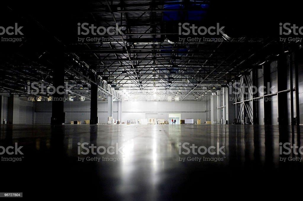 storehouse royalty-free stock photo