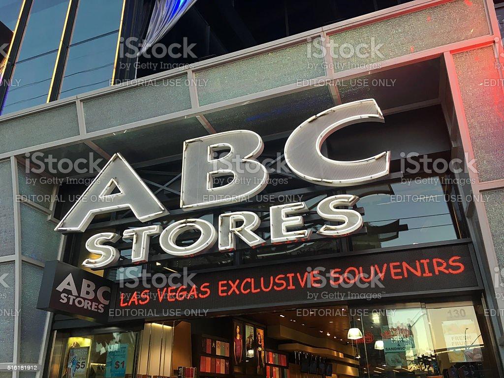 Abc Las Vegas >> Abc Stores Las Vegas Strip Stock Photo Download Image Now