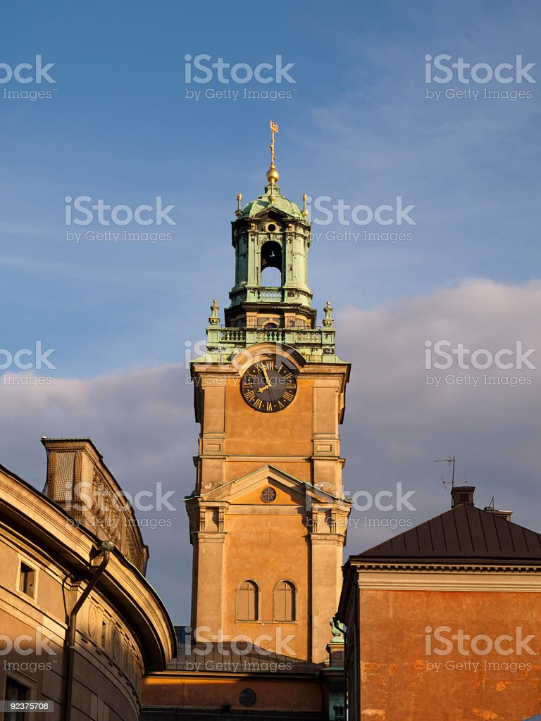 Storkyrkan royalty-free stock photo