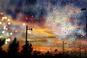 istock Storm and cloudy sky 1097866772