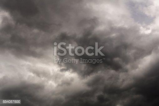 516351793 istock photo Storm Cloud 534057500