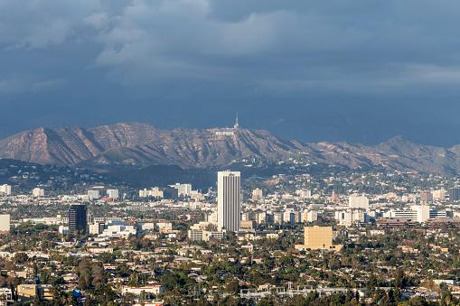 Hollywood Tornado