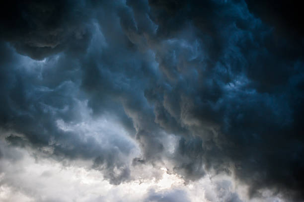 storm clouds storm clouds dramatic sky stock pictures, royalty-free photos & images
