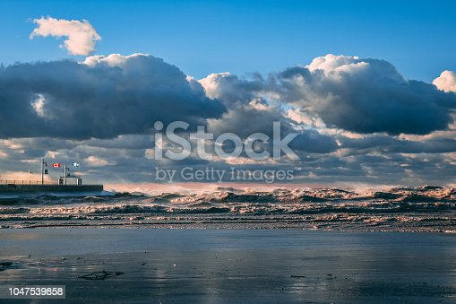 854222674istockphoto A Storm Coming In on Lake Erie Ontario, Canada, Viewing from Port Stanley 1047539858
