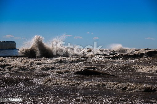 854222674istockphoto A Storm Coming In on Lake Erie Ontario, Canada, Viewing from Port Stanley 1047539888