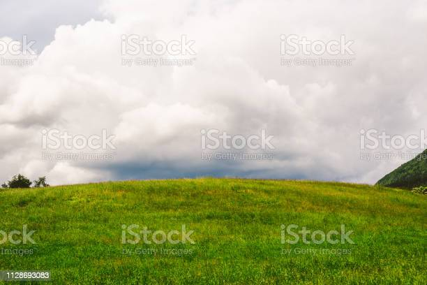 Photo of Storm Over the Fields