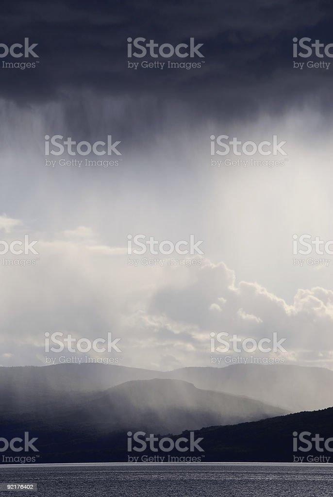 Storm - Photo de Bleu libre de droits