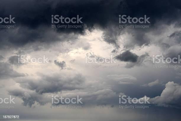 Photo of storm-cloud