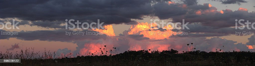 Stormclouds foto royalty-free