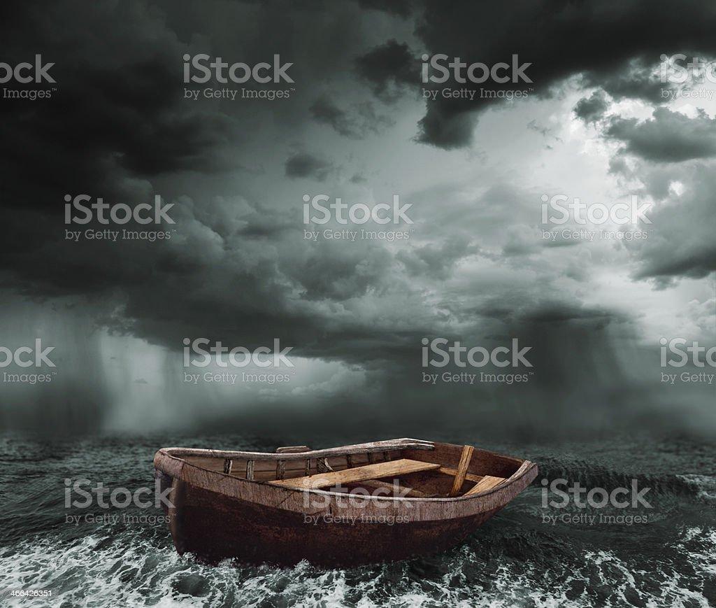 Océan houleux - Photo