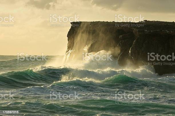 Photo of Stormy Sea