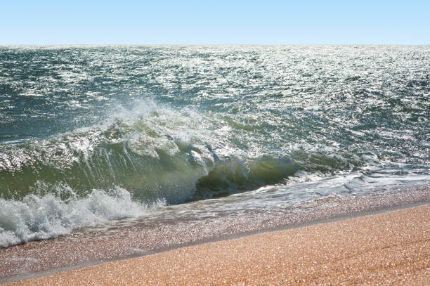 stormy sea - swashbuckler stock photos and pictures