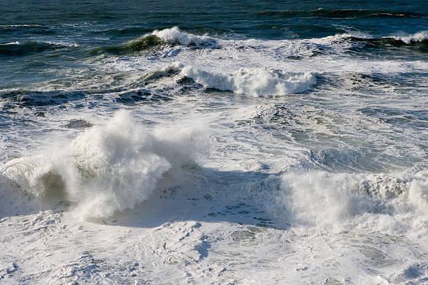Stürmischen Meer – Foto