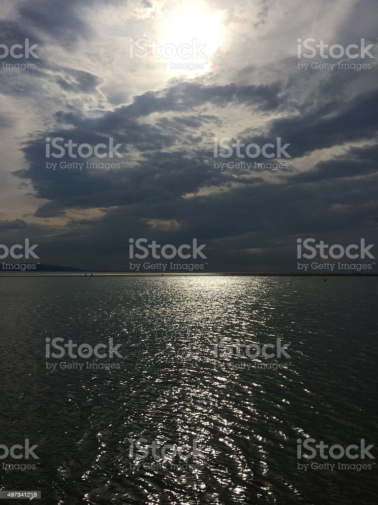 Stormy Sky royalty-free stock photo