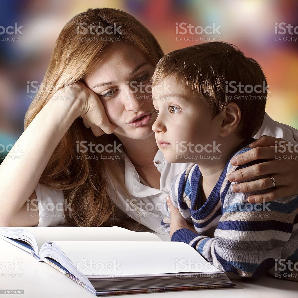 Story daydreaming stock photo