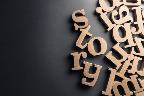 Story Wood Letters