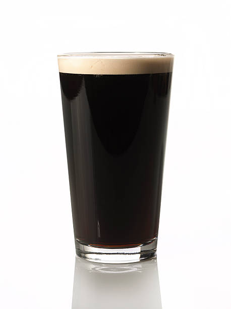 Stout Beer stock photo