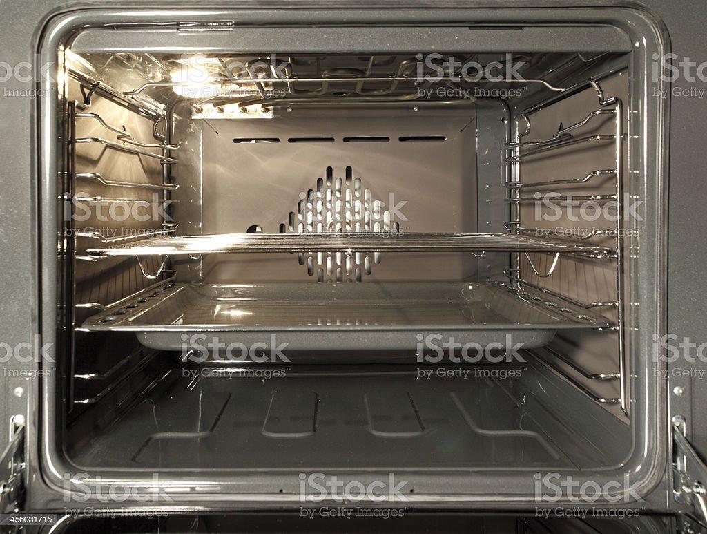 Stove oven stock photo