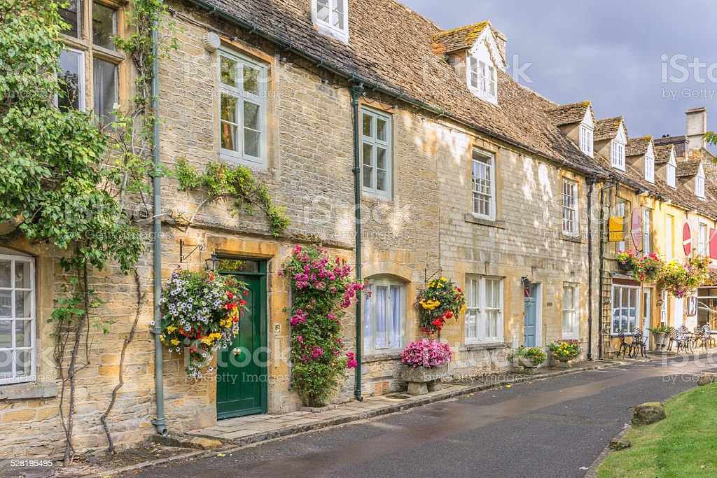 Stow on the Wold stock photo