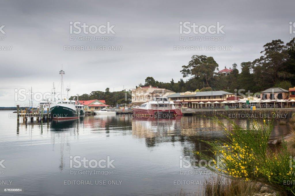 Strahan Port Tasmanien – Foto
