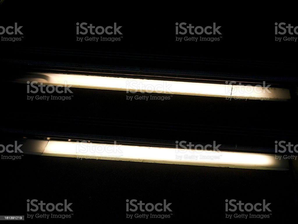 straight light pattern stock photo