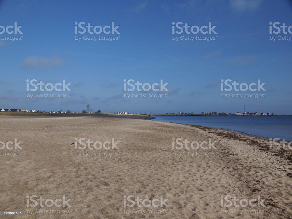 La playa - Foto de stock de Agua libre de derechos
